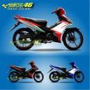 Tem xe Exciter 135 – 100 – Tem xe concept Ducati 1199