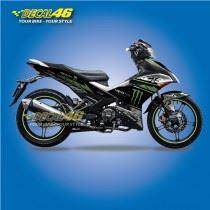 Tem xe Exciter 150 - Tem xe concept Yamaha M1