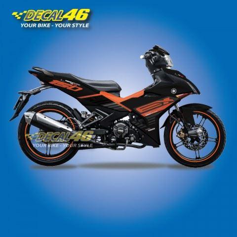 Tem xe Exciter 150 - Tem xe concept Yamaha Racing