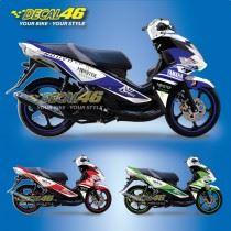 Tem xe Yamaha Nouvo - Tem xe concept M1
