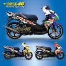 Tem xe Yamaha Nouvo – Tem xe concept Yamaha GP