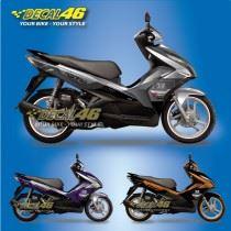 Tem xe Honda Airblade 125 - Tem xe concept Rizoma