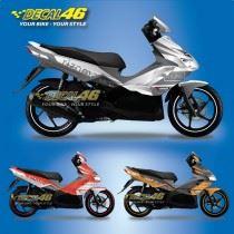 Tem xe Honda Airblade 2007 - Tem xe concept Rizoma