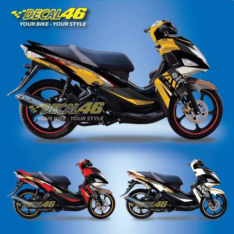 Tem xe Yamaha Nouvo - Tem xe concept Estrella