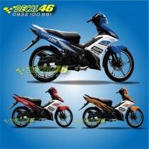 Tem xe Exciter 135 - 082 - Tem xe concept Yamaha GP
