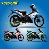 Tem xe Exciter 135 - 084 - Tem xe concept Yamaha GP