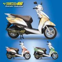 Tem xe Honda Lead - 002 - Tem xe concept Twinkle