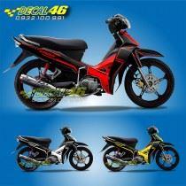 Tem xe Yamaha Sirius - 018 - Tem xe concept Simple 1