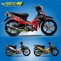 Tem xe Yamaha Sirius - 022 - Tem xe concept Proti