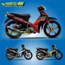 Tem xe Yamaha Sirius - 024 - Tem xe concept Simple 4