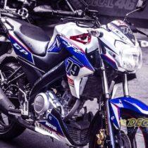Tem xe FZ150i - 002 - Tem xe concept Yamaha GP