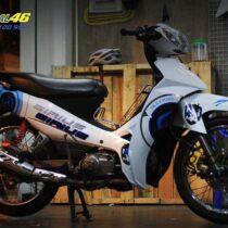 Tem xe Yamaha Sirius - 028 - Tem xe concept Game Thủ