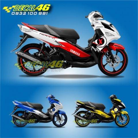 Tem xe Yamaha Nouvo - Tem xe concept Torenzo