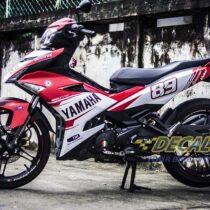 Tem xe Exciter 150 - 099 - Tem xe concept Ducati