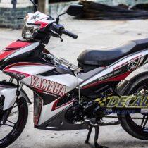 Tem xe Exciter 150 - 102 - Tem xe concept Yamaha