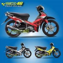 Tem xe Yamaha Sirius - 047 - Tem xe concept Racing