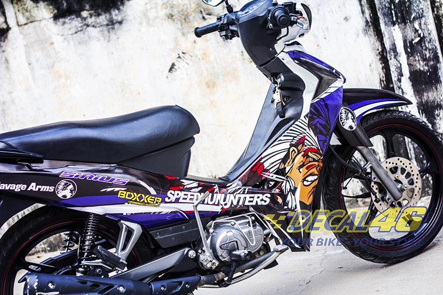 Tem xe Yamaha Sirius - 050 - Tem xe concept Speed hunter