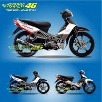 Tem xe Yamaha Sirius - 071 - Tem xe concept AMG