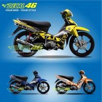Tem xe Yamaha Sirius - 082 - Tem xe concept Apeda