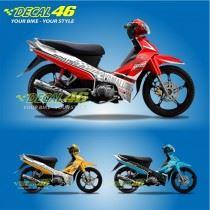 Tem xe Yamaha Sirius - 088 - Tem xe concept Racing