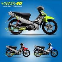 Tem xe Yamaha Sirius - 062 - Tem xe concept Bikers
