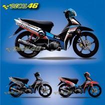 Tem xe Yamaha Sirius - 103 - Tem xe concept Tuco
