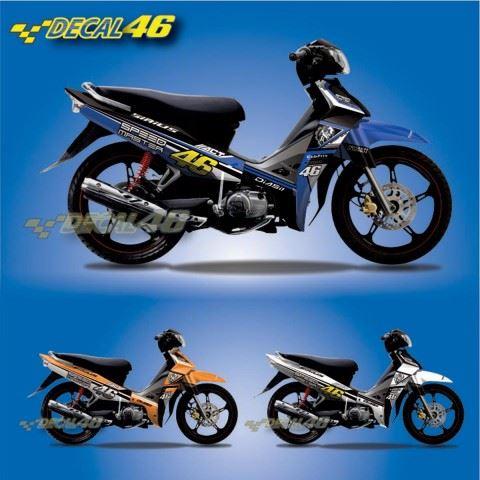 Tem xe Yamaha Sirius - 127 - Tem xe concept Speed Master