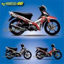 Tem xe Yamaha Sirius - 108- Tem xe concept Ducati