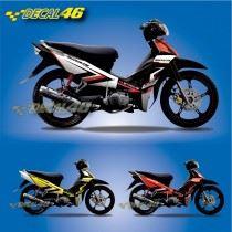 Tem xe Yamaha Sirius - 094 - Tem xe concept Michelin