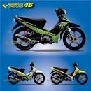 Tem xe Yamaha Sirius – 097 – Tem xe concept Beat Monster