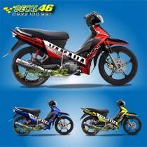 Tem xe Yamaha Sirius - 119 - Tem xe concept Racing