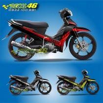 Tem xe Yamaha Sirius - 117 - Tem xe concept Limited Edition