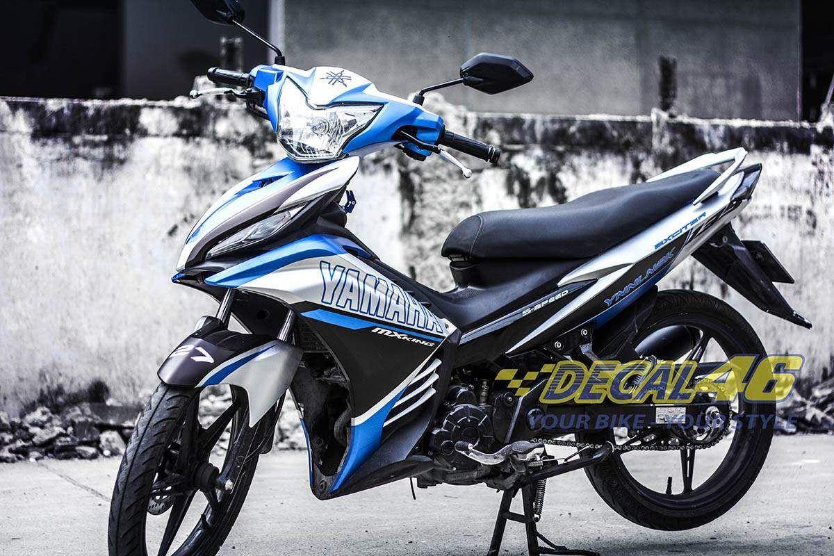 Tem xe Exciter 135 - 146 - Tem xe concept Yamaha