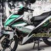 Tem xe Exciter 150 - 126 - Tem xe concept Yamaha Green