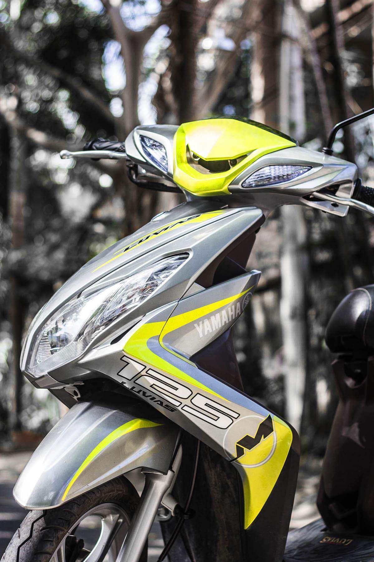 Tem xe Yamaha Luvias - Tem xe concept M