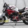 Tem xe PKL - Tem xe Ducati concept Ngọc Trai