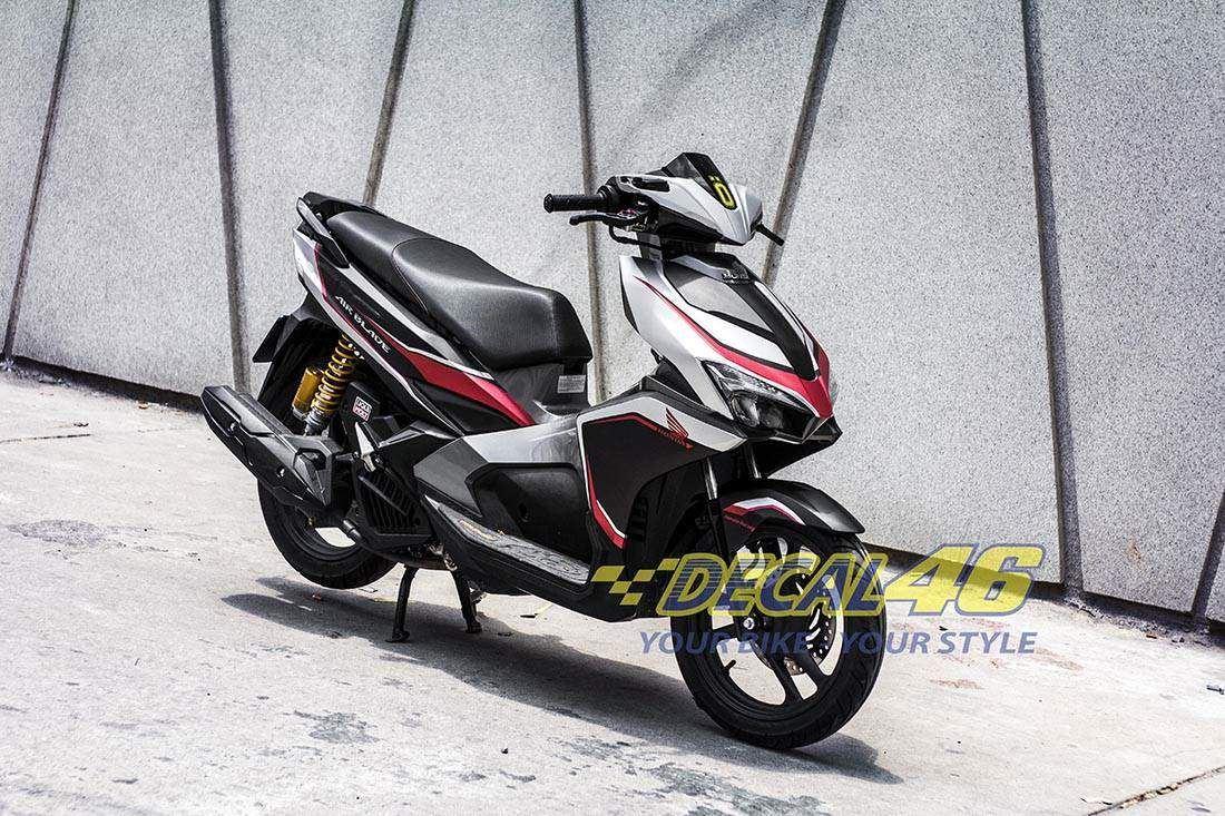 Tem xe Honda Airblade 2016 - 020 - Tem xe concept Honda