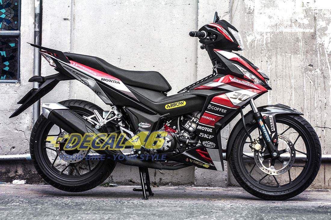 Tem xe Winner 150 - 091 - Tem xe concept Ducati