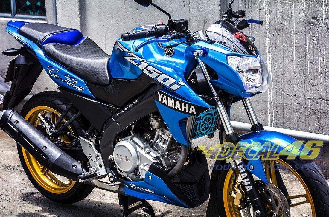 Tem xe FZ150i - 055 - Tem xe concept Yamaha Racing