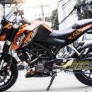 Tem xe KTM – DUKE – 11 – Tem xe thiết kế KTM SuperMotard