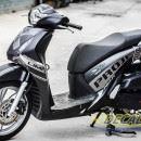 Tem xe Honda SH 150 Italia – Tem xe thiết kế Nhôm Project