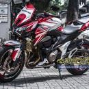 Tem xe PKL – Tem xe Z800 thiết kế Bigbike Style Ngọc trai