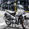 Tem xe Yamaha Sirius - 194 - Tem xe thiết kế Duke bạc