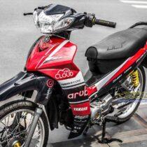 Tem xe Yamaha Sirius - 197 - Tem xe thiết kế Arubait
