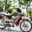 Tem xe Yamaha Sirius – 203 – Tem xe thiết kế Semakin