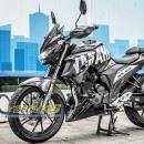 Tem xe FZ25 – Tem xe thiết kế Carbon5D Yamaha