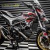 Tem xe PKL - Tem xe Ducati thiết kế Hyper motard crossroad