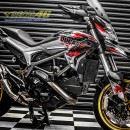 Tem xe PKL – Tem xe Ducati thiết kế Hyper motard crossroad