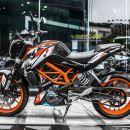 Tem xe KTM – DUKE – Tem xe thiết kế DUKE Racing
