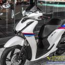 Tem xe Honda SH 150 Italia – Tem xe thiết kế BMW candy
